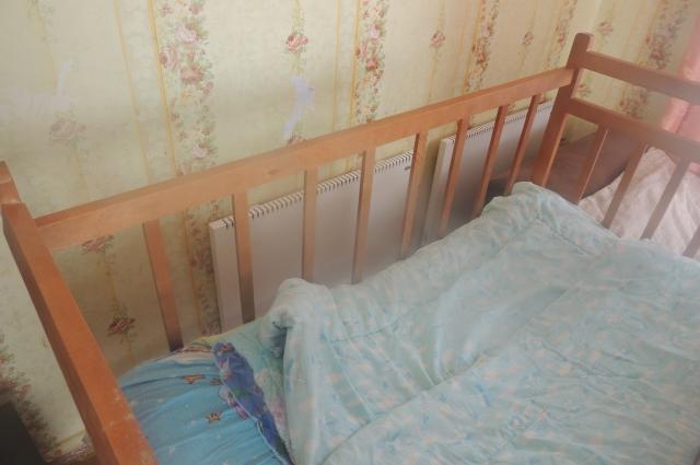 Эти электробатареи семья купила по 6 тысяч рублей каждую. Система отопления полностью холодная.
