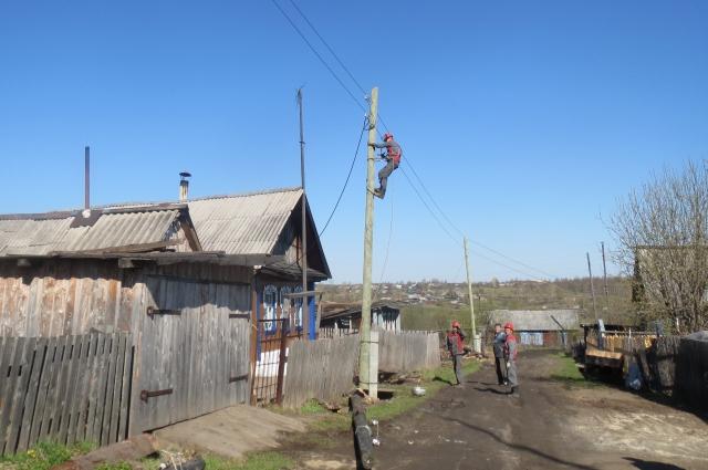 Компания обслуживает 11 муниципальных образований Пермского края.