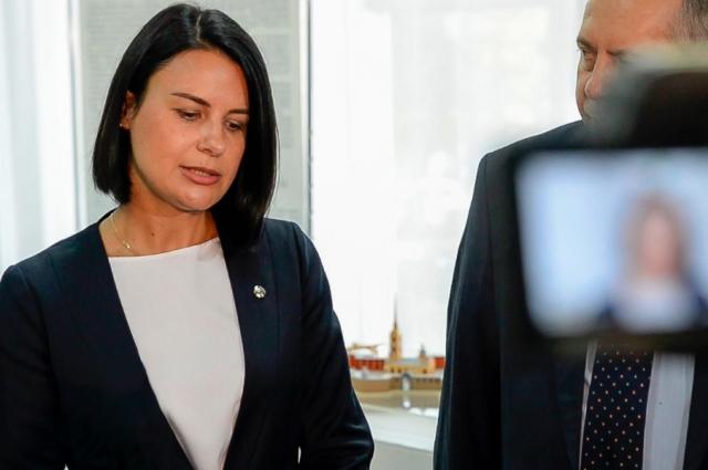 Ольга Коновалова, заместитель управляющего Новосибирским отделением Сбербанка