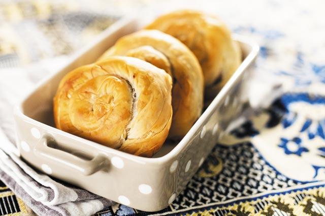 Армянская сладость «Барурик»