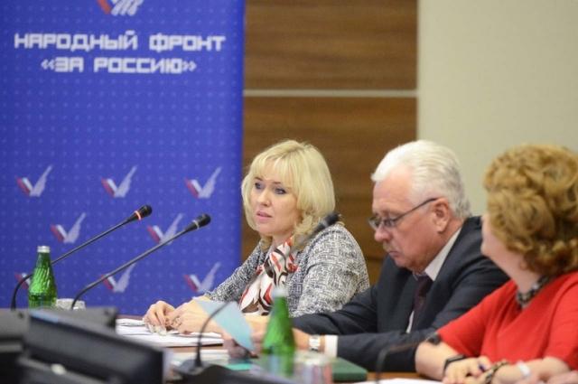 Наталия Семенцова: «Цель нашей работы – выявление наиболее актуальных проблем, с которыми сталкиваются смоляне, и возможность поднять эти проблемы на уровень губернатора».