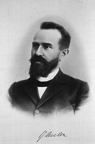 Пол Ойген Блейлер