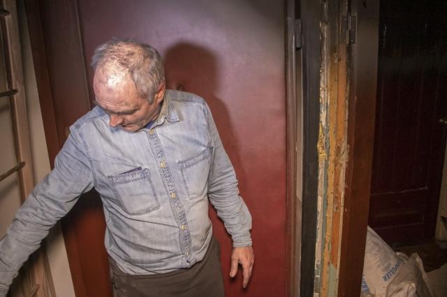 Пострадавший, в квартире у которого произошел пожар