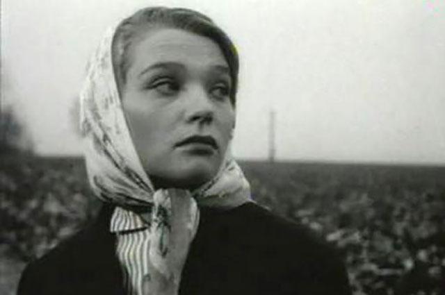 Светлана Светличная, «Импокоряется небо», 1963 г.
