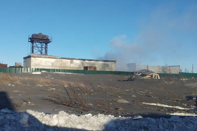 Котельная в поселке Охотск заработала 15 сентября 2013 года.