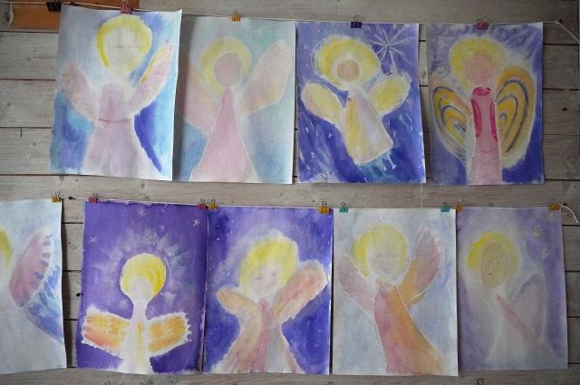 Творчество «светлановцев».
