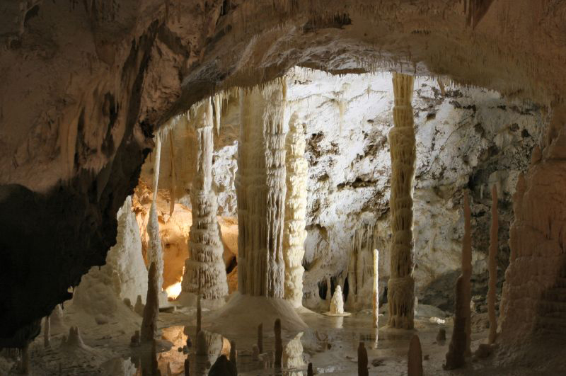 Пещеры Фрасасси