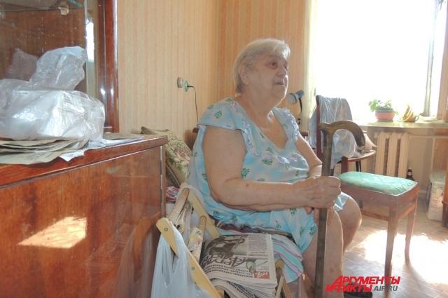Галина Константиновна врач-бактериолог. 50 лет проработала в здравоохранении