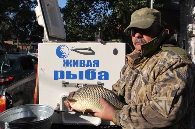 Роман Попов считает, что без конкуренции со стороны украинских коллег донской рыбный бизнес только выиграет