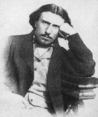 Николай Лесков. 1860 год.