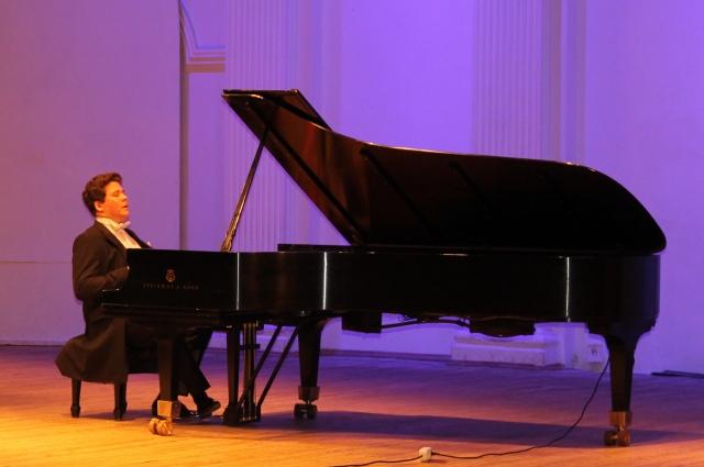 Денис Мацуев уверен: молодые музыканты сегодня могут дать фору корифеям.