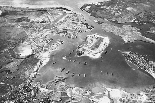Перл-Харбор 30 октября 1941 года.