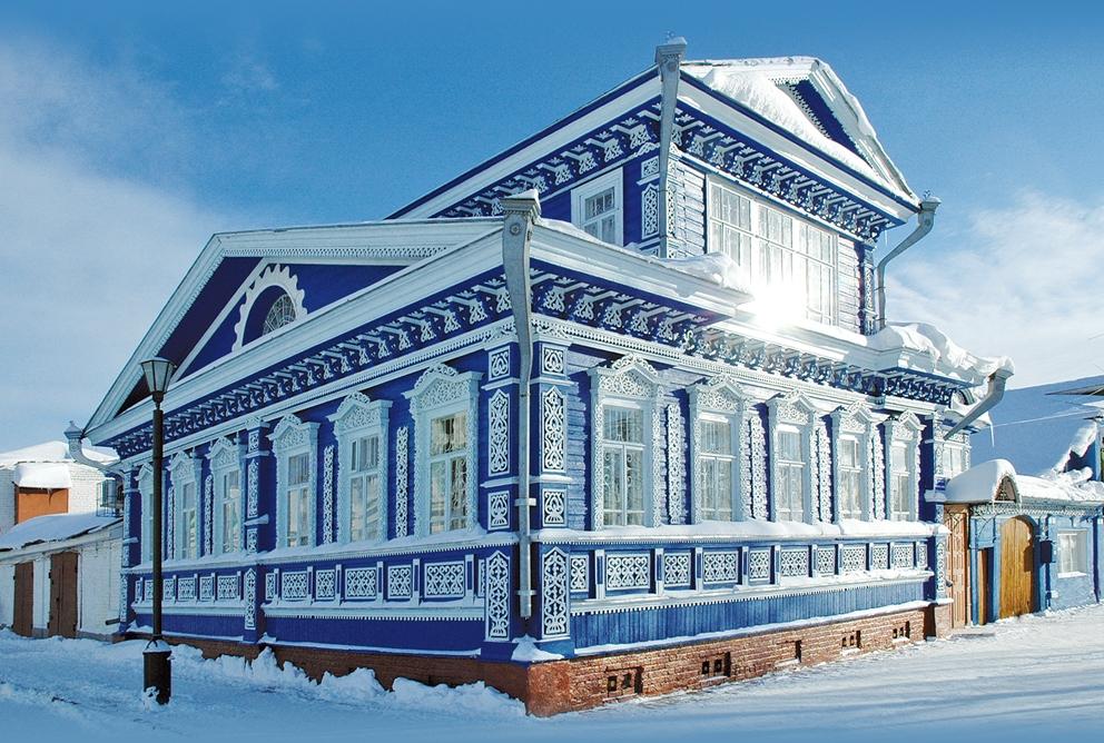 В Городце каждый дом кажется музеем.
