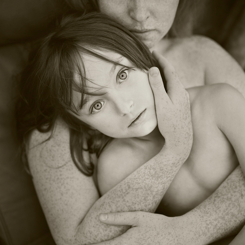 Jock Sturges  Anette and Auregann  Montalivet France 2012