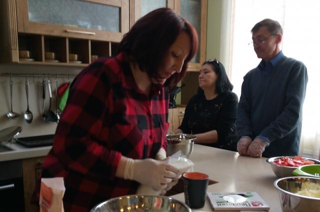 Елена Лысенина рассказала, как готовить вкусные, и в то же время полезные блюда.