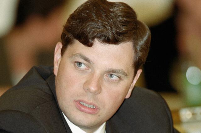 Алексей Мордашов. 2000 г.