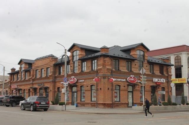 Историческое здание в центре Бузулука получило новую жизнь благодаря бизнесменам.