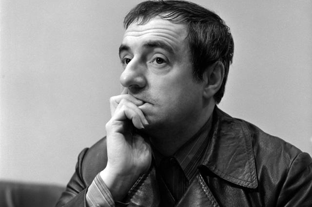 Марк Захаров. 1973 г.