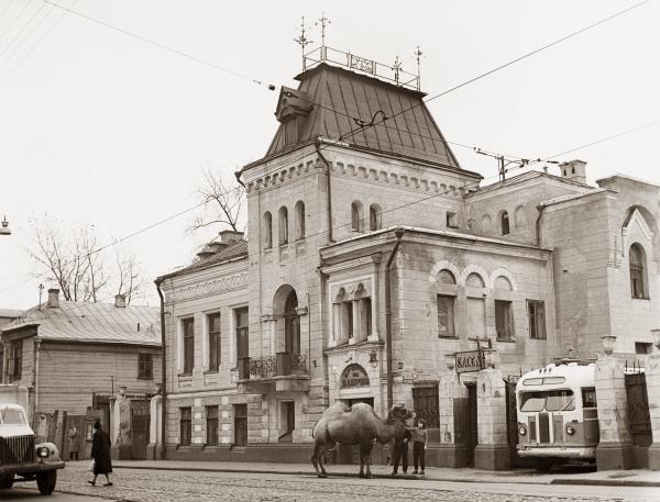 Уголок дедушки Дурова, 1965 год