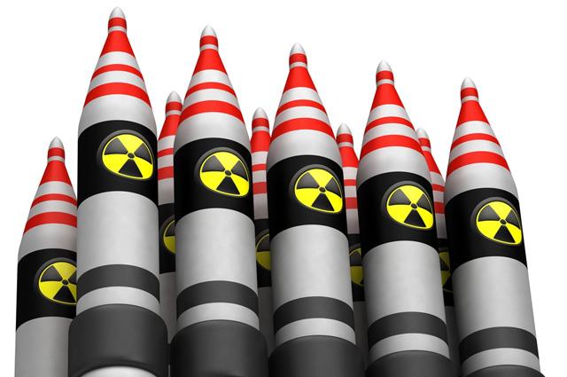 ядерное оружие, ядерная бомба
