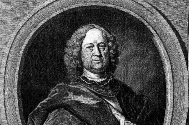 Граф Готтлоб Курт Генрих фон Тотлебен.