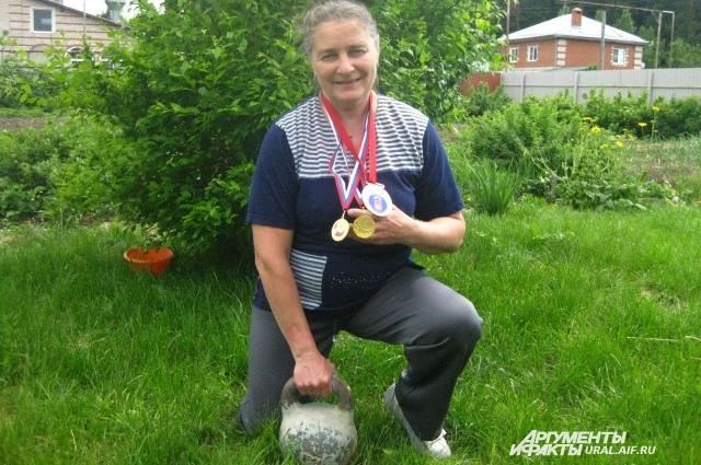 Ирина Родионова доказывает на собственном примере, что в этой жизни нет ничего невозможного.