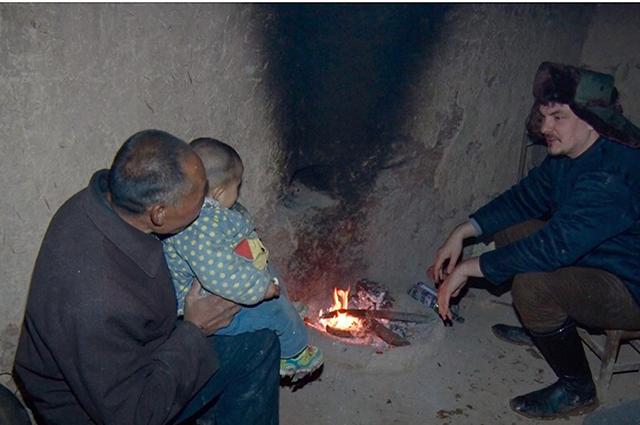 Китайская деревня.