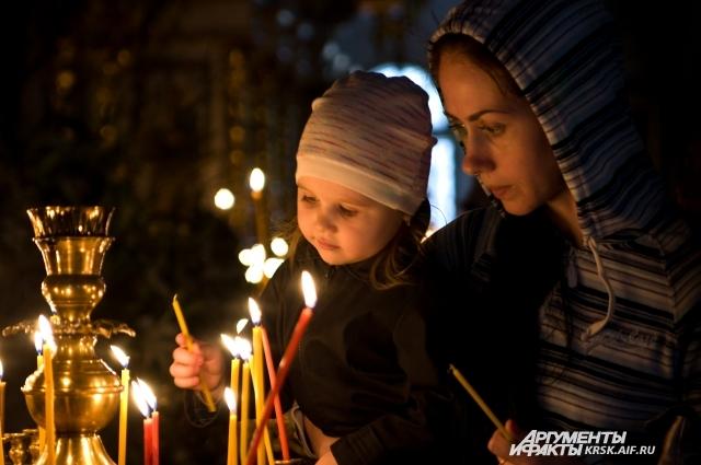 Вера нужна всем - и взрослым, и детям.
