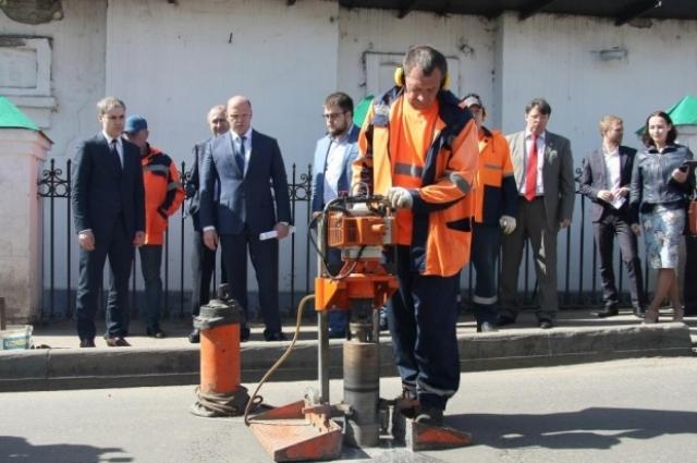 Наибольший объем работ запланирован в Сормовском районе. Там будет отремонтировано 13 улиц.