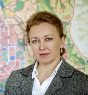 Татьяна Прокофьева.