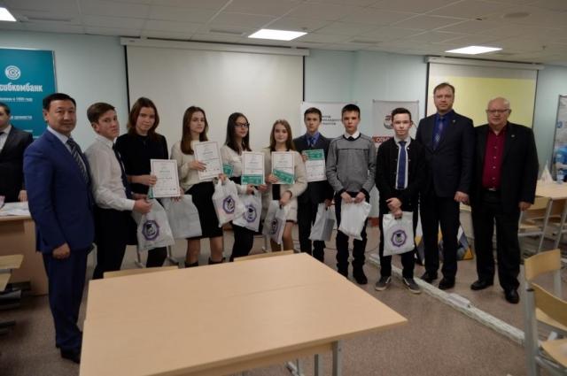 Команда школы № 41 «7 я» (Семья).