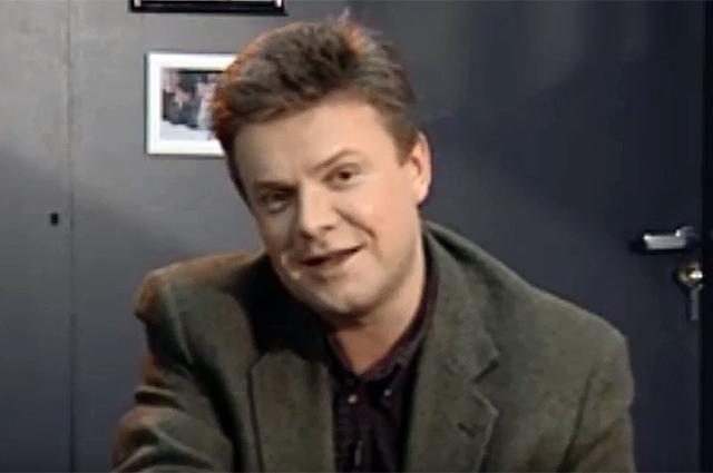 Сергей Супонев.