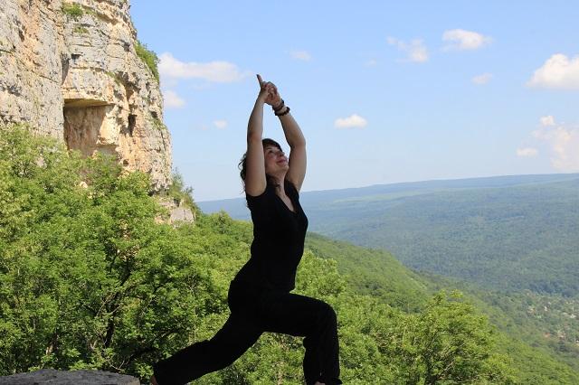 Надежда Волкова: Йога стала моей работой, хотя, наверное, сложно называть работой то, что приносит удовольствие.