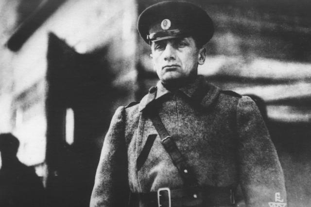 Колчак. Омск, 1919 год