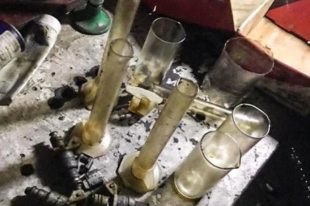 Ранее мы сообщали, что прокуратура Одесской области осуществляет процессуальное руководство в уголовном производстве по факту незаконного сбыта наркотических средств работником Одесского следственного изолятора. Также мы писали, что в Киеве полицейские обнаружили у мужчины наркотиков на два миллиона гривен. Новости от АиФ.ua в Telegram. Подписывайтесь на наш канал https://t.me/aif_ukraine.