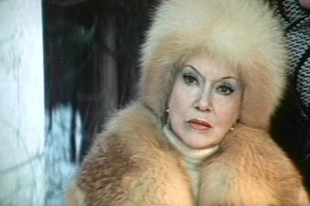 Любовь Орлова, «Скворец и лир», 1974 г.