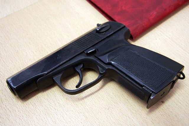 Модернизированный пистолет Макарова, ПММ