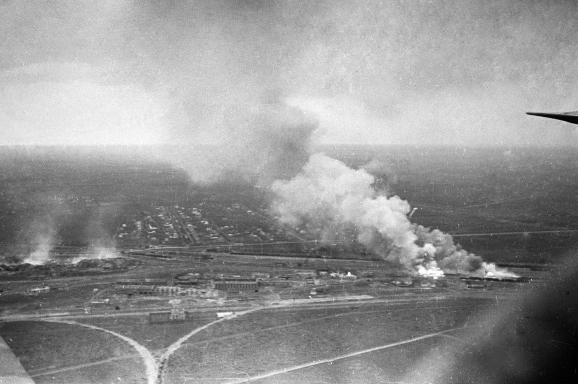Город в огне. Оборона Одессы