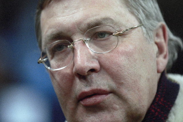 Юрий Севидов, 2001 год