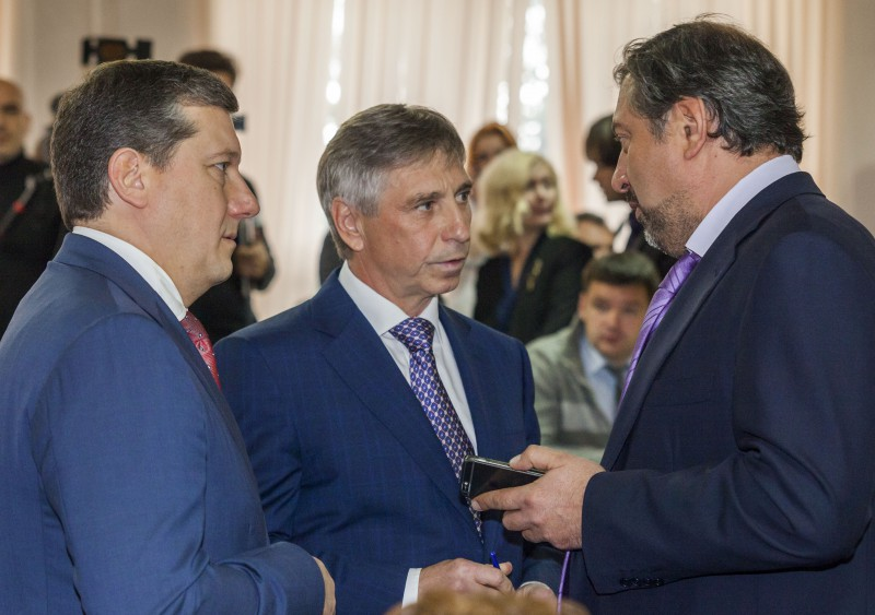 Заседание Гордумы Нижнего Новгорода