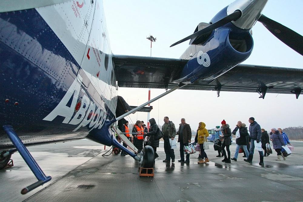 Малая авиация региона надёжно встала на крыло.