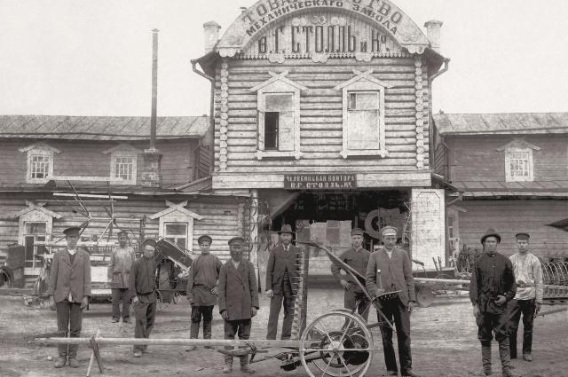 Механический завод В.К. Столль