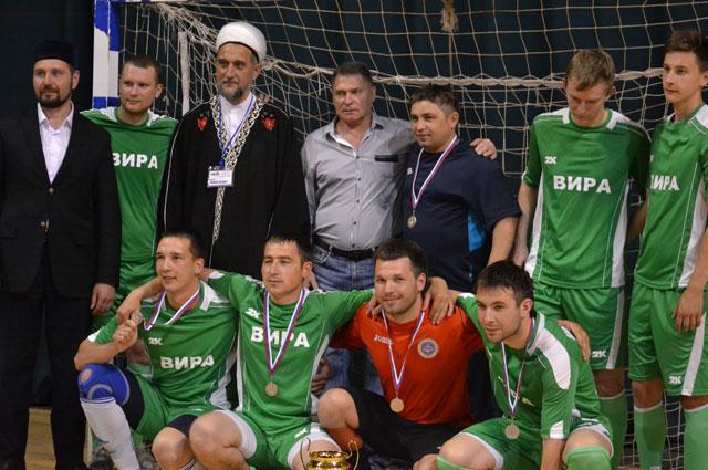 Победителями соревнования стали мусульмане.