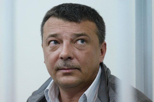 Начальник управления собственной безопасности СК РФ Михаил Максименко.