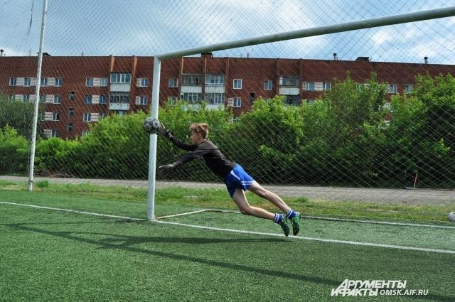 Самый популярный вид спорта в регионе - футбол.