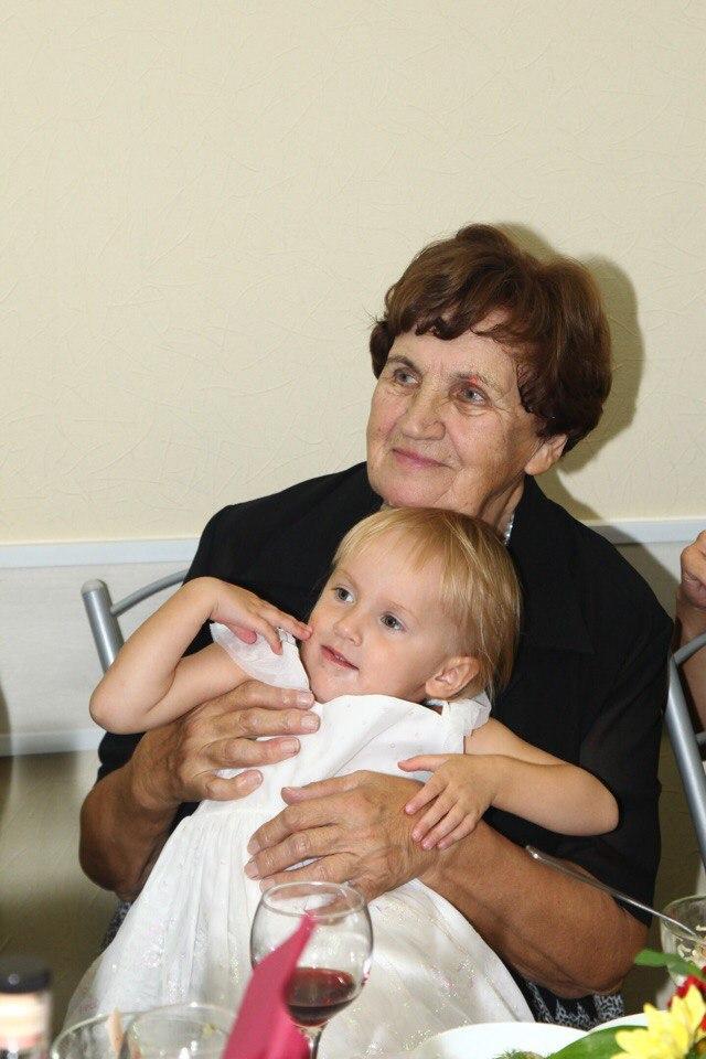 Луизе Гузовой недавно исполнилось 80 лет.