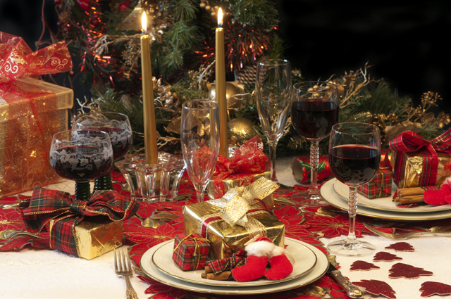 Праздничный стол должен быть красивым!