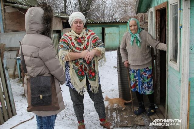 В хуторе Шаминка никто никогда не судился с энергетиками.