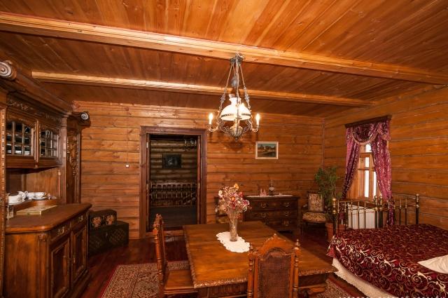 Главная комната Дома Думновых