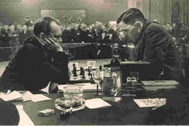 Матч-реванш 1937 года.